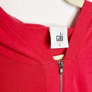 CAbi Tops - CAbi Beachcomber Hoodie Style #5137